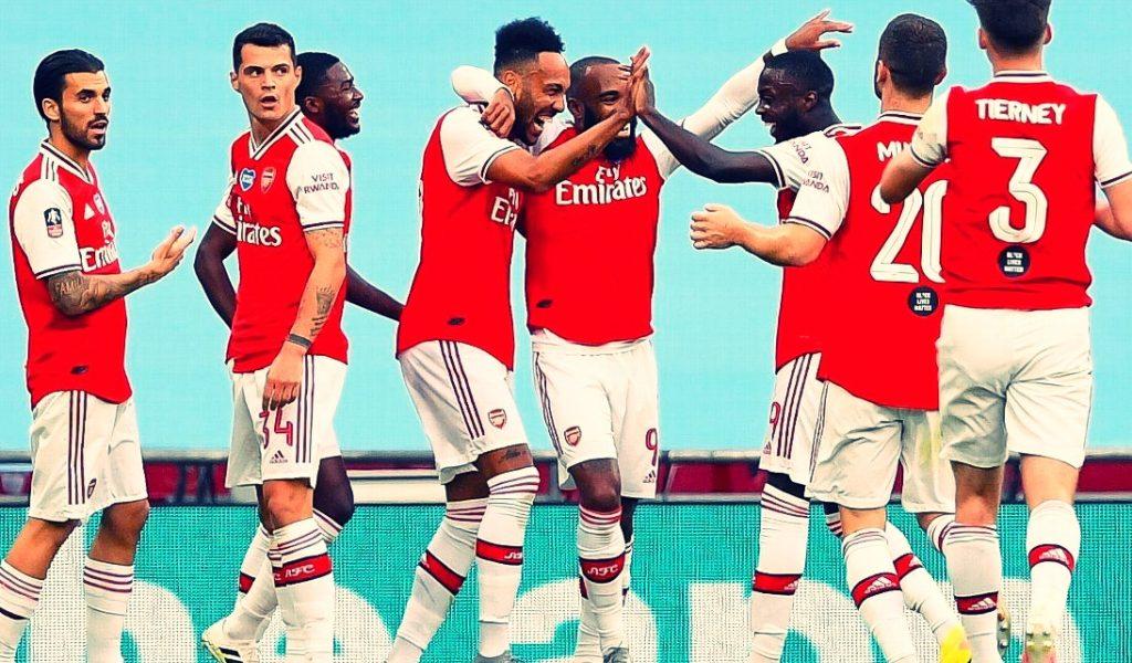 Các cầu thủ Arsenal chỉ bị giảm 7,5% lương