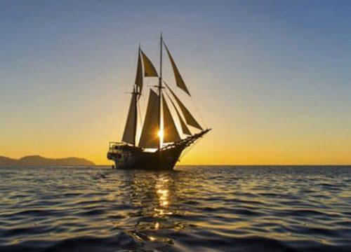 mơ thấy trộm thuyền